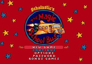 Magic School Bus, The